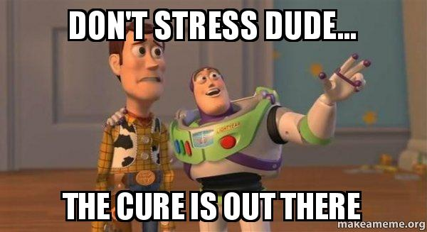 Don't stress, it is cureable